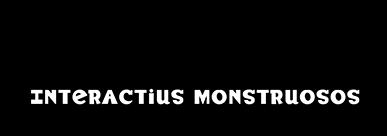 Interactivos monstruosos